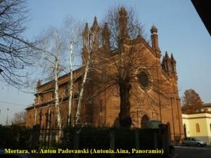 Mortara: Chiesa di S. Antonio da Padova