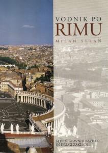 Vodnik_Rim naslovnica